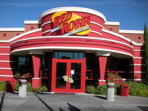 Red Robin Albany Heritage Mall