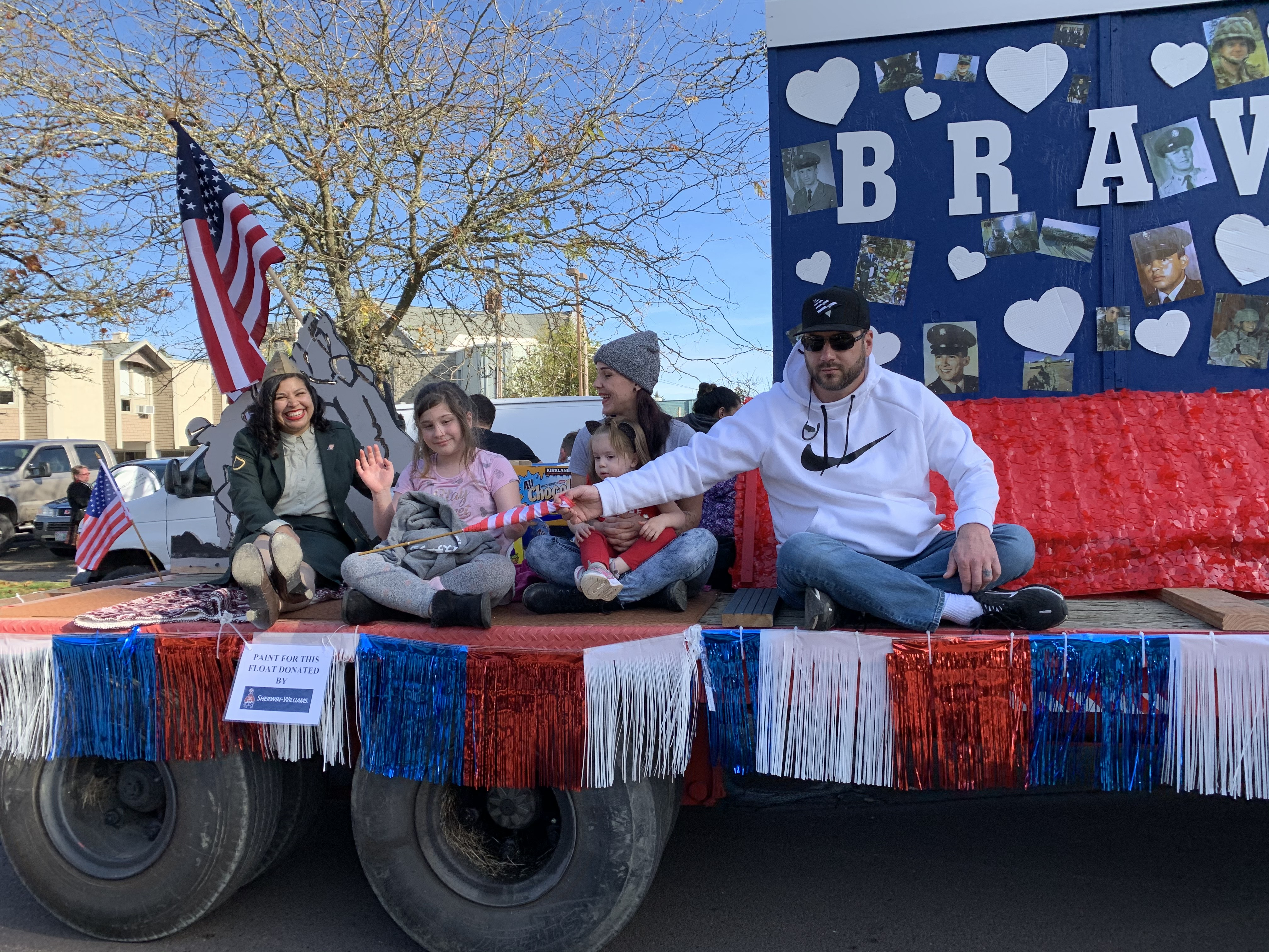 Fitzpatrick Painting, Inc. | Veterans Day Parade 2019