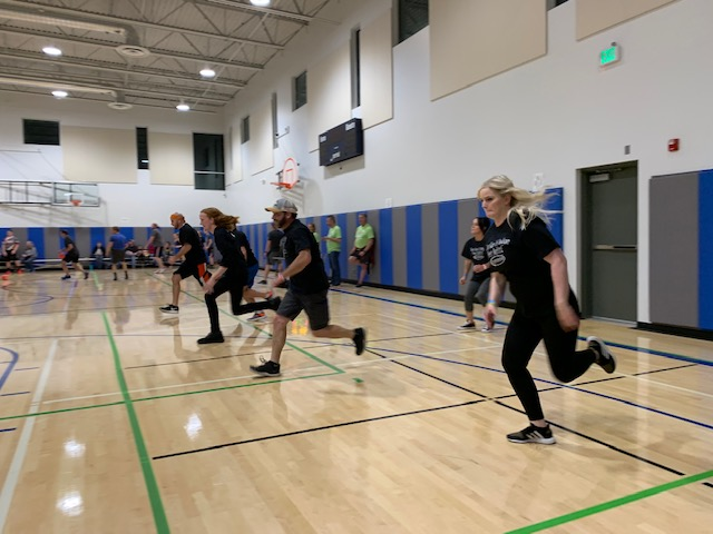 Boys and Girls Club Dodgeball Tournament 2020 | Fitzpatrick Painting and Construction