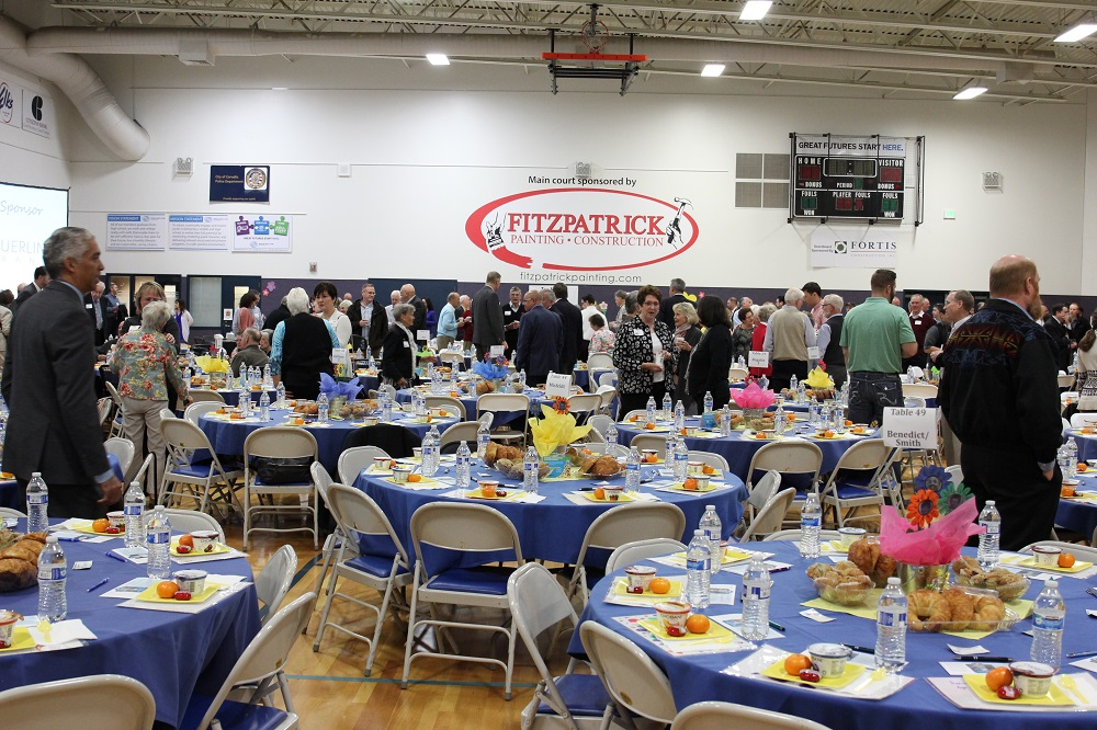 Boys & Girls Club - Celebrate Kids Breakfast May 2017