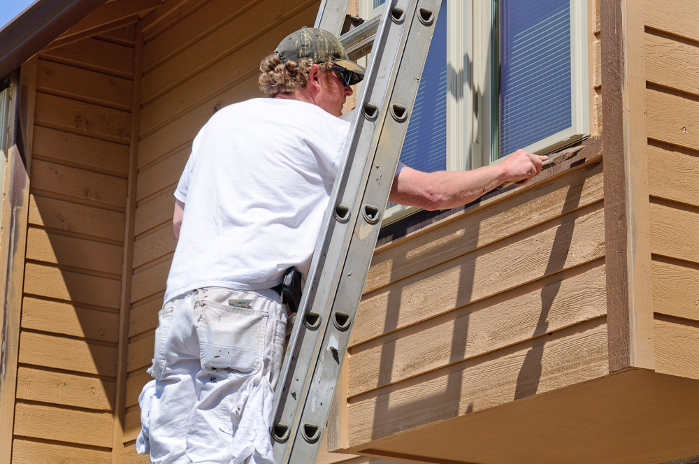 Exterior Painting Services | Fitzpatrick Painting