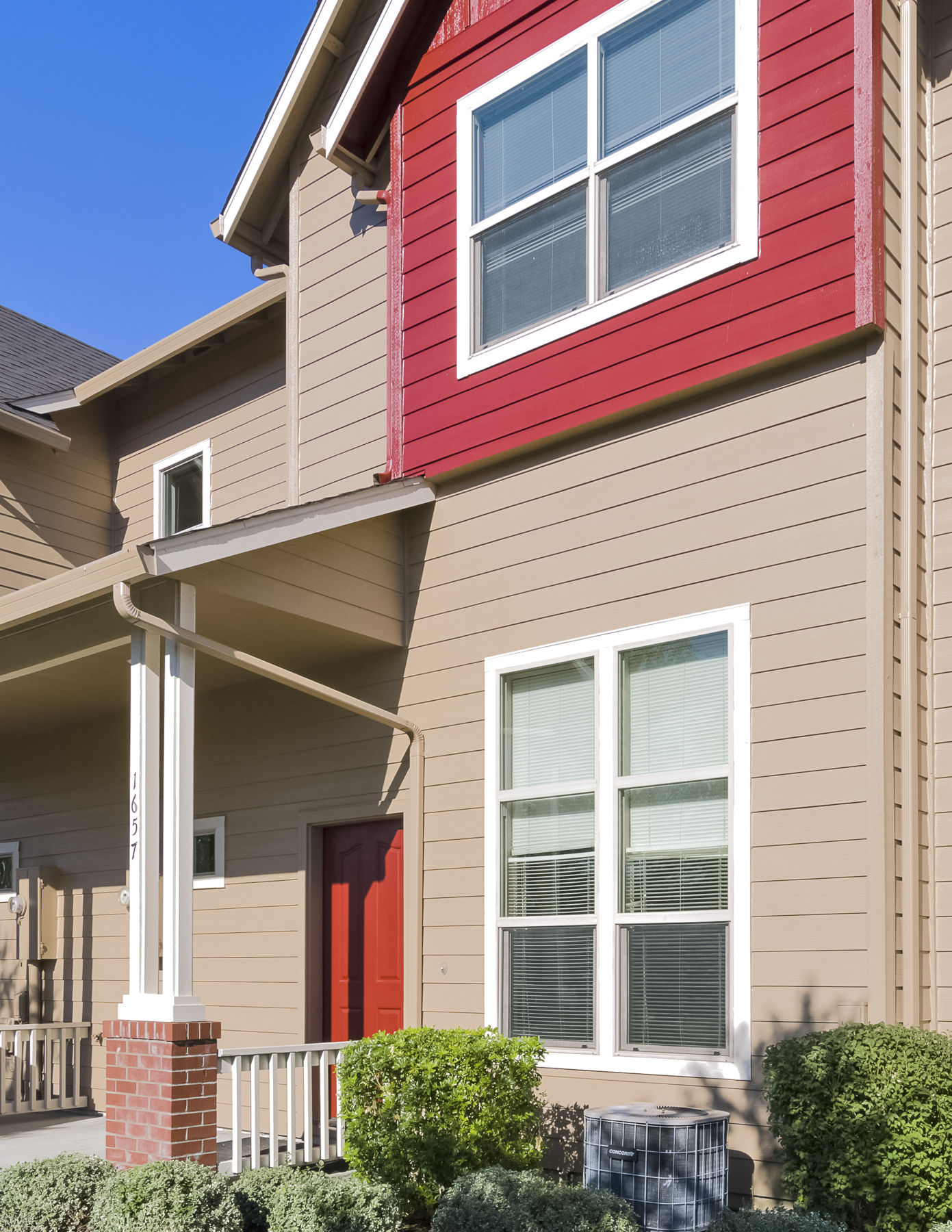 Stanford Townhomes   Fitzpatrick Painting