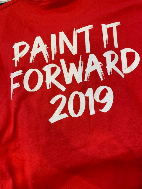 Charity Paint Giveaway 2019