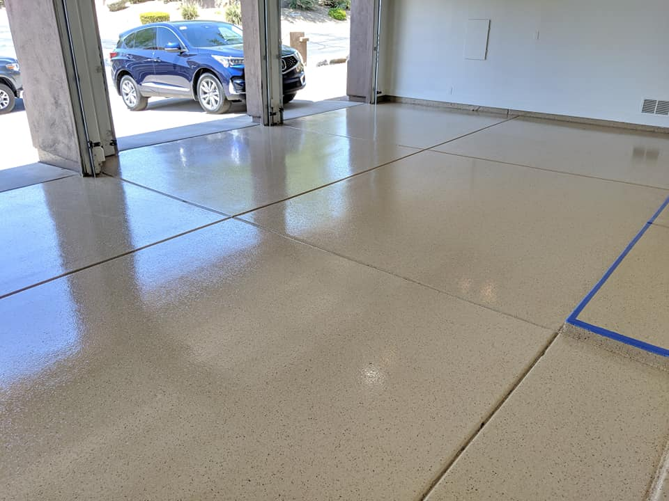 Concrete Coatings Oregon | Fitzpatrick Painting, Inc.