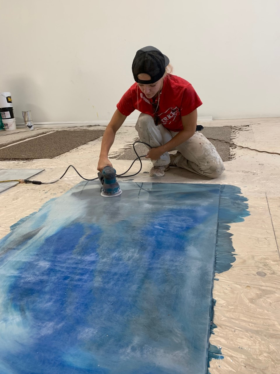 Concrete Coatings Oregon   Fitzpatrick Painting, Inc.
