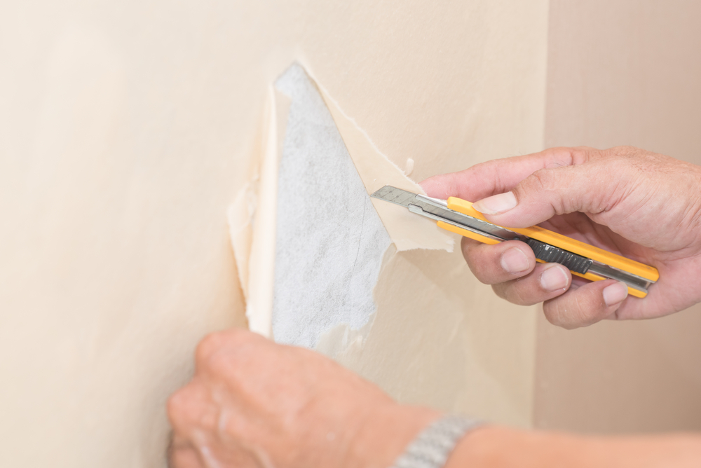 How to Remove a Wallpaper