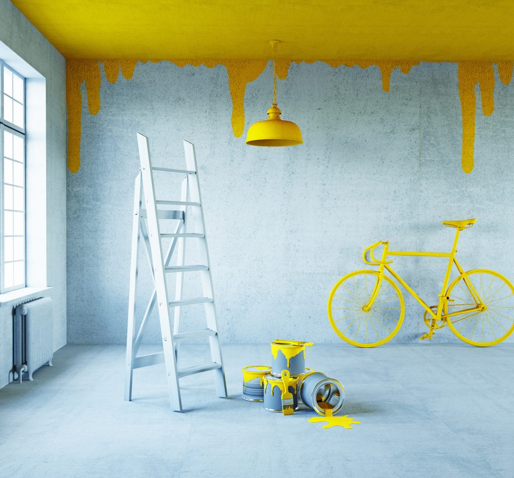 best ceiling paint color