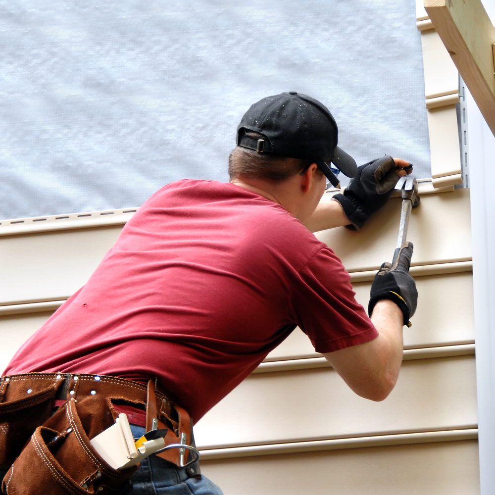 siding repair company in Portland