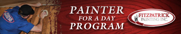 Painter for a Day Banner