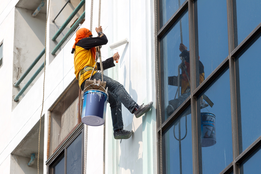 hire a commercial painter salem oregon