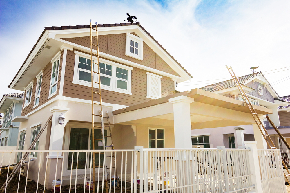 Painting A House Exterior How Often Should You Do It Fitzpatrick Painting