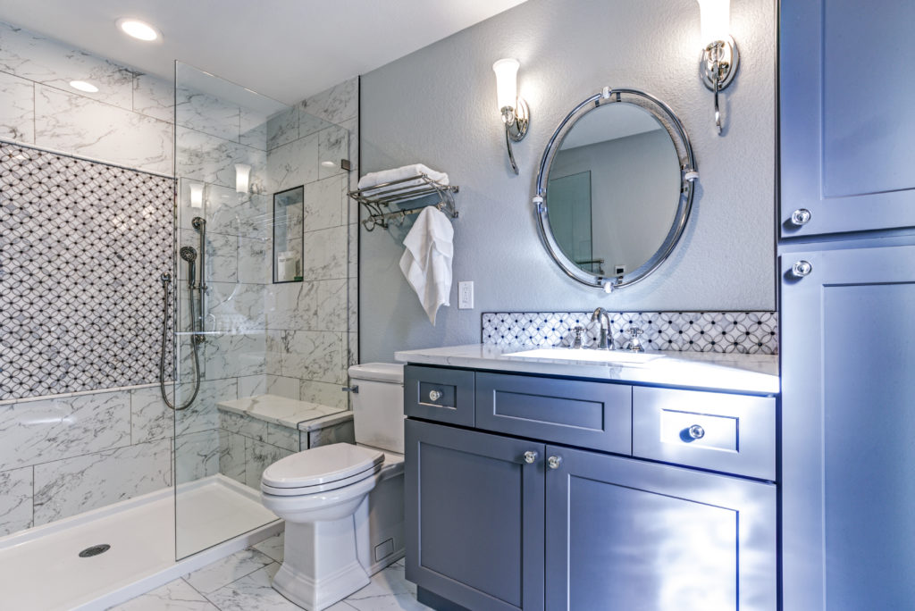 Bathroom Remodel on a Budget: 4 Small Ideas That Make a ... on Restroom Renovation  id=96584