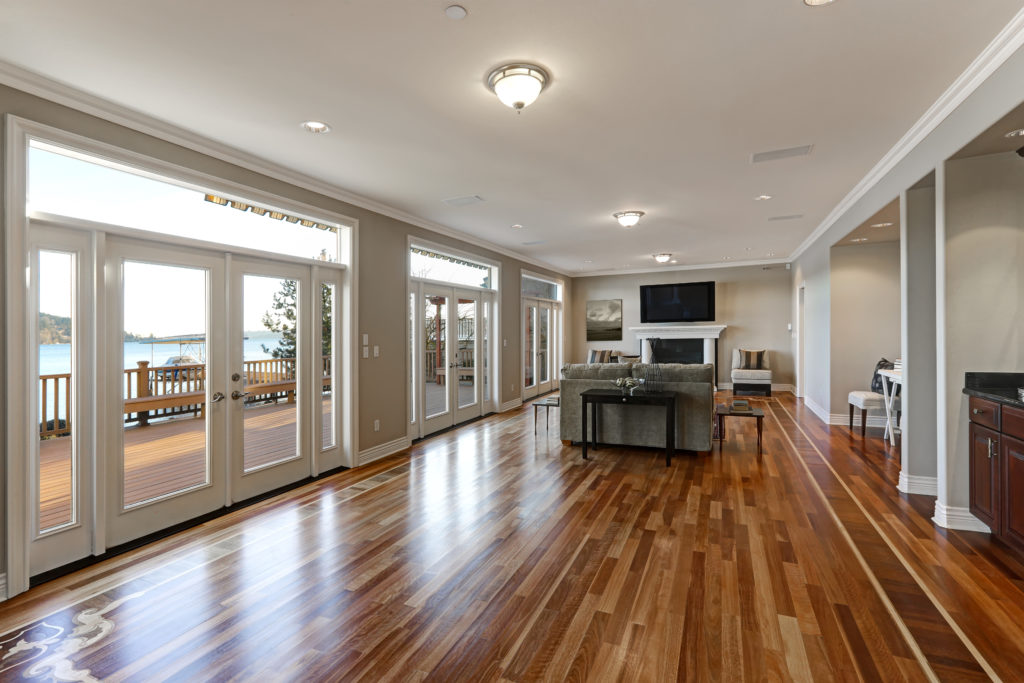 hardwood floor finishes