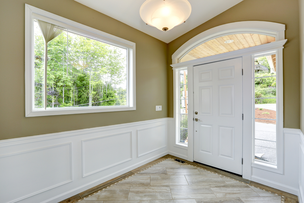 how to paint trim the right way