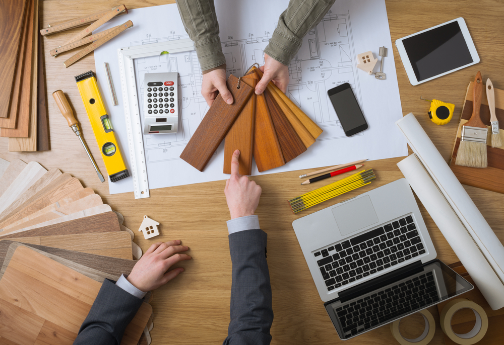 remodeling a house where to start