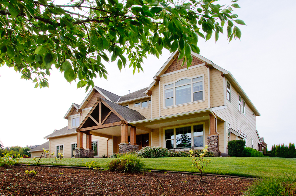 Exterior Painting Contractor In Albany Salem And Eugene